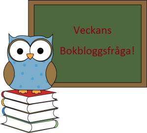 Veckans-bokbloggsfraga